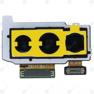 Samsung Galaxy Fold (SM-F900F SM-F907B) Rear camera module 12MP + 12MP + 16MP GH96-12406A