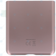 Samsung Galaxy Z Flip 5G (SM-F707B) Battery cover mystic bronze GH82-23273B