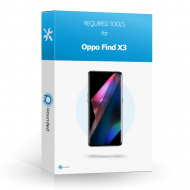 Oppo Find X3 Toolbox