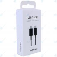 Samsung Data USB cable type-C 5A black (EU Blister) EP-DN975BBEGWW