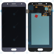 Samsung Galaxy J7 Duo 2018 (SM-J720F) Display module LCD + Digitizer blue