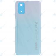 Oppo A52 (CPH2061 CPH2069) Battery cover stream white 3016584