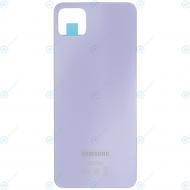Samsung Galaxy A22 5G (SM-A226B) Battery cover violet GH81-21071A