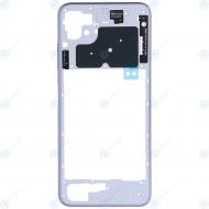 Samsung Galaxy A22 5G (SM-A226B) Middle cover violet GH81-20720A