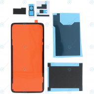 OnePlus 6T (A6010 A6013) Adhesive sticker battery cover set