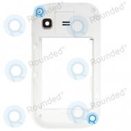 Samsung Galaxy Pocket S5300 Back kcover, Back frame  White spare part DKWUTB-06 1115ASM-10-02