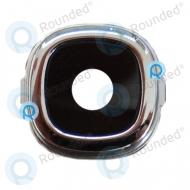 Samsung  Galaxy Note 2 N7100 Camera lens, Camera glas Black spare part CAME