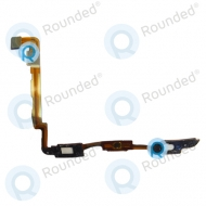 Samsung  Galaxy Note 2 N7100 UI board function flex cable ,  Black spare part 236A12315621