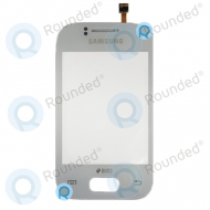 Samsung S6102 Galaxy Y 2 DUOS display touchscreen, digitizer screen white spare part TOUCHSCR