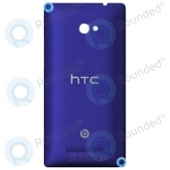 HTC Windows Phone 8X Battery cover, Battery door Blue spare part BATTC