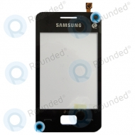 Samsung  Star 3 DuoS Display touchscreen, Digitizer touchpanel Black spare part DISPL