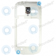 Samsung i8190 Galaxy S3 Mini Backcover , Backframe White spare part KKpNCW1D27