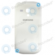 Samsung i8190 Galaxy S3 Mini Battery cover, Battery door  Marble white spare part Gi8190