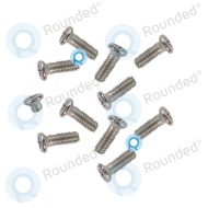 Samsung i8190 Galaxy S3 Mini Screws, Screw Silver spare part SCRW