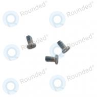 Machine screwset 2.0 x M1.4 pan 0.5 head phillips head 10pc