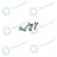 T5 screw set size 5.0mm x 1.2mm