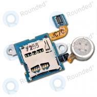 Samsung Galaxy Note 10.1 N8000, N8010 sd card reader (incl vibration motor) GH59-11990A