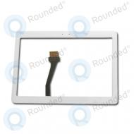 Samsung Galaxy Note 10.1 N8000 display digitizer, touchpanel white