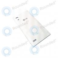 LG Optimus L9 P760 cover battery, back housing EAA62905001 white