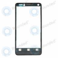 Huawei Ascend Y300 front housing black