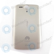 Huawei Ascend G300 battery cover silver