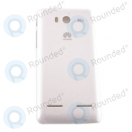 Huawei Ascend G600 battery cover white