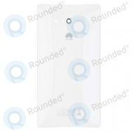 Huawei Ascend Mate battery cover white