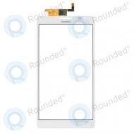 Huawei Ascend Mate display digitizer white