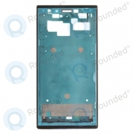 Huawei Ascend P2 front housing black