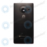 Huawei Ascend W1 battery cover black