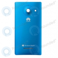 Huawei Ascend W1 battery cover blue
