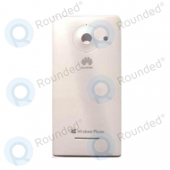 Huawei Ascend W1 battery cover white
