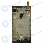 Huawei Ascend W1 display module complete black