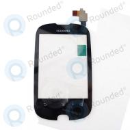 Huawei Ascend Y100 display digitizer black
