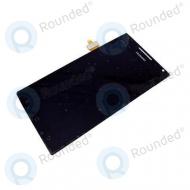 Huawei U9200 Ascend P1 display module complete black