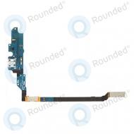 Samsung i9500 Galaxy S 4 charging port flex cable