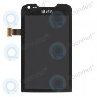 Samsung SGH-I547 Galaxy Rugby display module complete black