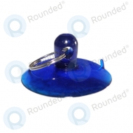 Screen remover suction cup tool blue