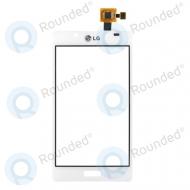 LG US730 Splendor, L7 P700, LG730 Venice display digitizer white