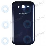 Samsung I9080, I9082 Galaxy Grand (Duos) battery cover blue