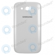 Samsung I9080, I9082 Galaxy Grand (Duos) battery cover white