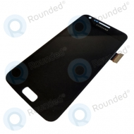Samsung i9210 Galaxy S 2 LTE display module complete black