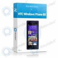 HTC Windows Phone 8X complete toolbox