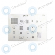 Apple iPhone 5 BGA chip template