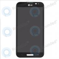 LG Optimus G Pro E986 Display module + front cover (black)