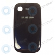 Samsung Galaxy Pocket Neo S5310 Back cover (blue/black)