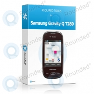 Samsung Gravity Q T289 complete toolbox