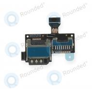 Samsung Galaxy S4 Mini SD & SIM reader