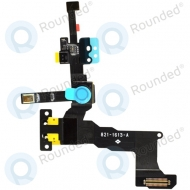 Apple iPhone 5S Sensor, Microfoon, Front camera black flex cable