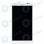 Huawei Ascend Mate Display module (white)